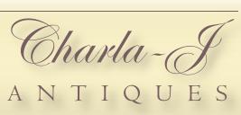 Charla-j Antiques Logo
