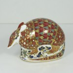Paperweight Armadillo