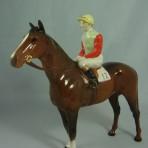 #1862 Horse and Jockey