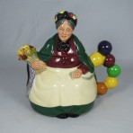 Royal Doulton Old Balloon Seller Teapot