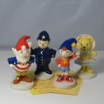 #1188 Full Set of Noddy Characters