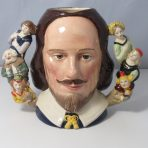 #1896 William Shakespeare Jug