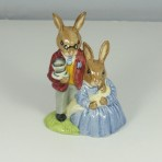 DB68  Father, Mother & Victoria Bunnykins