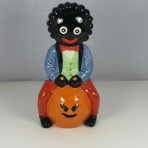 Golly on Space Hopper - Limited Edition